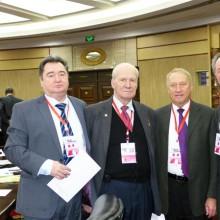 А.Самарин, А.Бурганов, А.Заболотный, А Тихомиров-на конференции (Medium)
