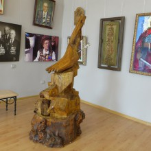 Академическая выставка 70-лет победы