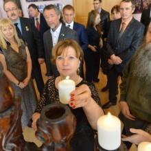 участие в перфомансе В.Калиты-мэра г.Благовещенска