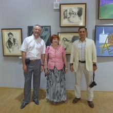 выставка - Мастера Российской Академии искусств